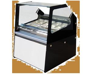metroploitan vetrina gelateria, emmelle arredamenti, vetrine gelato, vaschette gelato, vetrinagelato.it