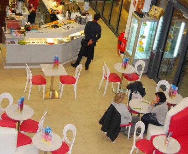 Arredamento Bar Gelateria Party Gelato