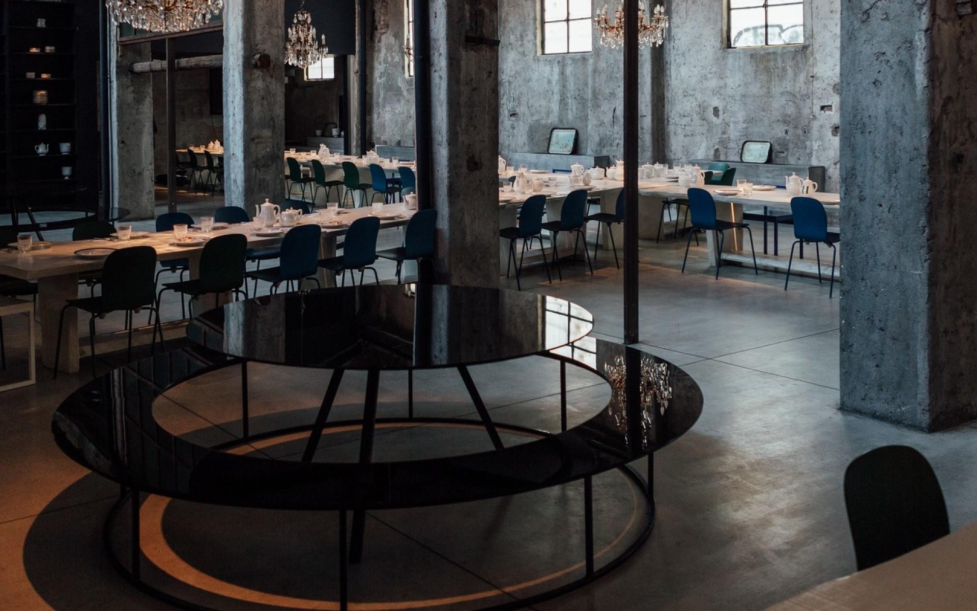 Bar ristorante cracco milano emmelle arredamenti for Bar arredamento