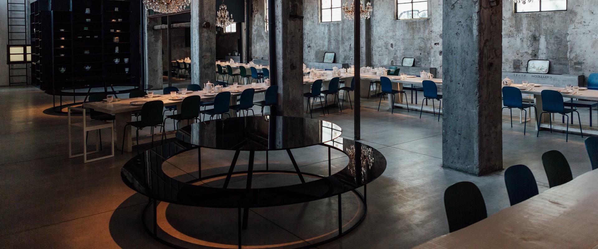 Bar ristorante cracco milano emmelle arredamenti for Mullano arredamenti
